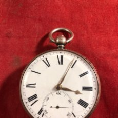 Orologi da taschino: PRECIOSO RELOJ DE BOLSILLO FUNCIONANDO. Lote 237281605