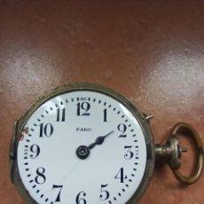 Relojes de bolsillo: FARO. Lote 237581510