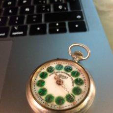 Relojes de bolsillo: RELOJ BOLSILLO ROSKOPF KAHN. Lote 242234695