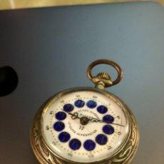 Relojes de bolsillo: RELOJ DE BOLSILLO ROSKOPF ANTIGUO ORIGINAL. Lote 242239390