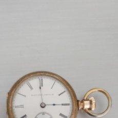 Relojes de bolsillo: ELGIN NATIONAL WATCH COMPANY.RELOJ DE BOLSILLO, UNICO VER FOTOS.. Lote 243210660