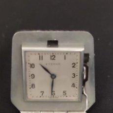 Relojes de bolsillo: PRECIOSO Y UNICO RELOJ DE BOLSILLO ETERNA, MODELO EXCLUSIVO Y UNICO, CAJA FIRMADA ,FUNCIONA PERFECT. Lote 244777360