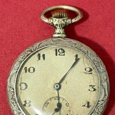 Relojes de bolsillo: ANTIGUO RELOJ DE BOLSILLO.. Lote 244818170