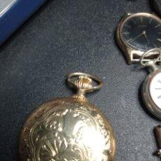 Orologi da taschino: LOTE DE RELOJES DE BOLSILLO Y OTROS. Lote 244921650