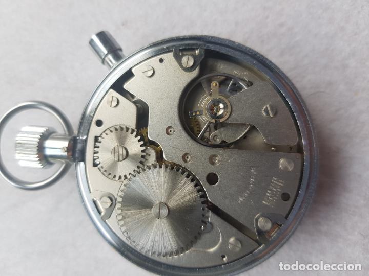 Relojes de bolsillo: DOLMY CRONOGRAFO MECANICO DE BOLSILLO FUNCIONANDO 51MM - Foto 8 - 245363865