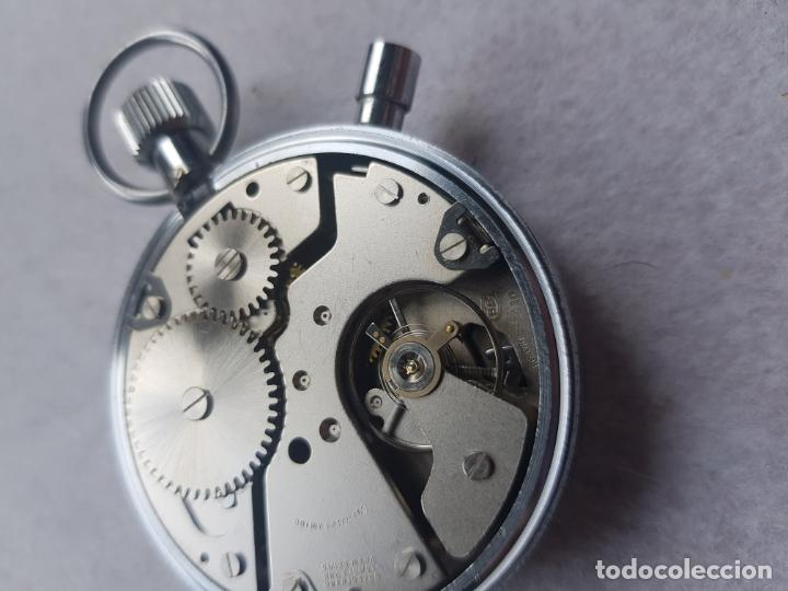 Relojes de bolsillo: DOLMY CRONOGRAFO MECANICO DE BOLSILLO FUNCIONANDO 51MM - Foto 9 - 245363865