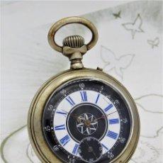 Montres de poche: MUY BONITO-RELOJ DE BOLSILLO-CIRCA 1900-FUNCIONANDO. Lote 245467555