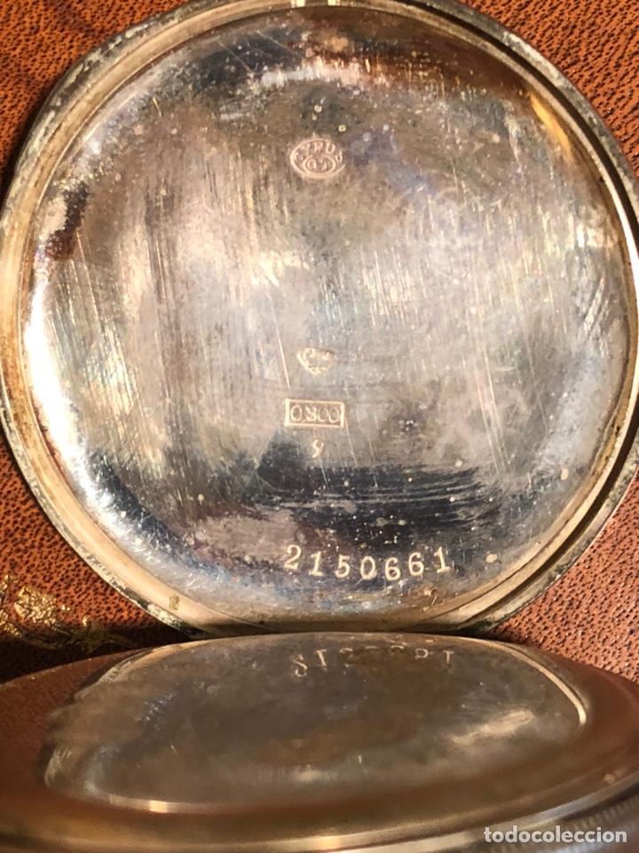 Relojes de bolsillo: Reloj cronografo de bolsillo Cyrus - Foto 6 - 245564010