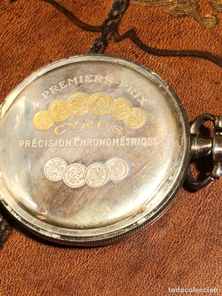 Relojes de bolsillo: Reloj cronografo de bolsillo Cyrus - Foto 7 - 245564010