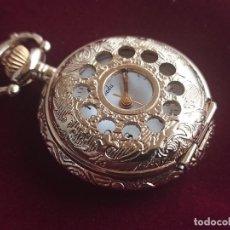 Relojes de bolsillo: RELOJ DE BOLSILLO,COLGANTE, CON PILA, XANADU.. Lote 246119280