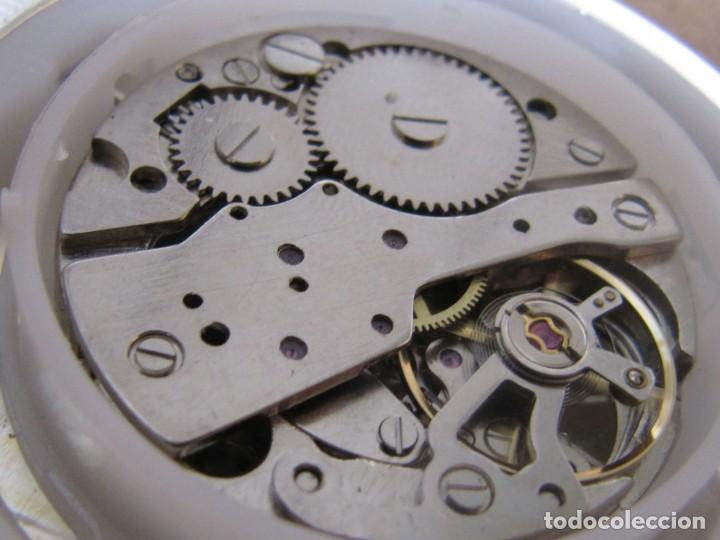 Relojes de bolsillo: RELOJ DE BOLSILLO DE CUERDA CON FASE LUNAR - Foto 11 - 247613505