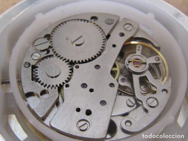Relojes de bolsillo: RELOJ DE BOLSILLO DE CUERDA CON FASE LUNAR - Foto 12 - 247613505