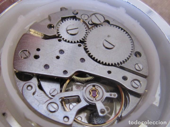 Relojes de bolsillo: RELOJ DE BOLSILLO DE CUERDA CON FASE LUNAR - Foto 13 - 247613505
