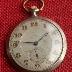 Relojes de bolsillo: RELOJ DE BOLSILLO MARCA APT FUNCIONANDO -. Lote 247650825