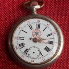 Relojes de bolsillo: RELOJ DE BOLSILLO MARCA F. E. ROSKOPF SUPERIEURE - MADE IN SWISS - NO FUNCIONA. Lote 247652565