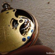 Relojes de bolsillo: RELOJ DE BOLSILLO CON ESCAPE DUPLEX DE LA MARCA WATERBURY AÑO 1900 APROX.. Lote 247712045