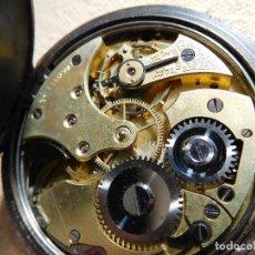Relojes de bolsillo: RELOJ DE BOLSILLO CON SONERIA A CUARTOS. CHRONOMETRE REPETITION. 1900 APROX.. Lote 247731850