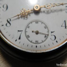 Relojes de bolsillo: RELOJ DE BOLSILLO CON SEGUNDERO INVERTIDO DE LA MARCA EXACT. 1900 APROX.. Lote 247733725