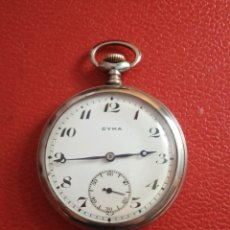 Relojes de bolsillo: RELOJ DE BOLSILLO CYMA CARGA MANUAL BUEN ESTADO.. Lote 248505725