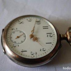 Orologi da taschino: RELOJ DE MONJA DE PLATA ,FUNCIONA. Lote 249460590