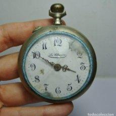 Relojes de bolsillo: ANTIGUO RELOJ DE BOLSILLO. CARGA MANUAL. LA CHARRIERE.. Lote 251340125