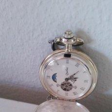 Relojes de bolsillo: PARA COLECION MARAVILLOSO RELOG DE QUEBEC DE CARGA MANUAL ,FONCIONA PERFECTO. Lote 251346085