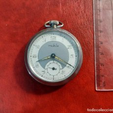 Relojes de bolsillo: RELOJ DE BOLSILLO VINTAGE COLECCIONISTA MARCA RUHLA.. Lote 253351705