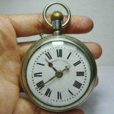 Relojes de bolsillo: RELOJ DE BOLSILLO ROSKOPF. EN FUNCIONAMIENTO.. Lote 254430710