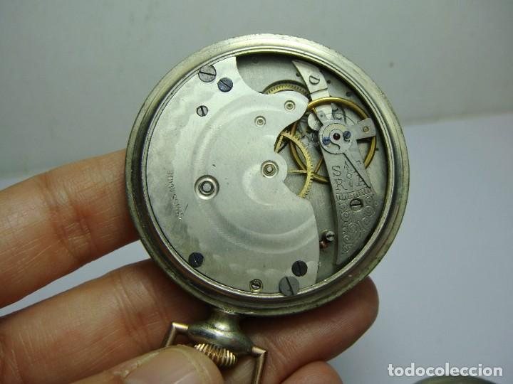 Relojes de bolsillo: Reloj de Bolsillo antiguo. TROVATO. Funciona. - Foto 5 - 254432970