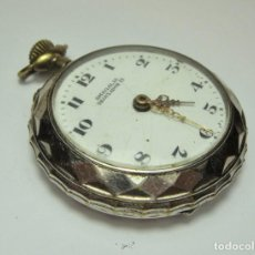 Relojes de bolsillo: RELOJ DE BOLSILLO. CARGA MANUAL. AMAGALIS REGULADOR 1ª. REMONTOIR. FUNCIONA.. Lote 254518325