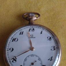 Relojes de bolsillo: RELOJ DE BOLSILLO OMEGA. Lote 255950575