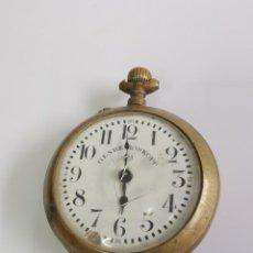 Relojes de bolsillo: ANTIGUO RELOJ DE BOLSILLO CENTRE ROSKOPF 1RA.. Lote 255950810