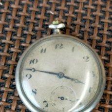 Relojes de bolsillo: MARCADO GERMINAL CAJA PLATA. Lote 255997560
