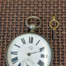 Relojes de bolsillo: RELOJ 3 TAPAS FLEURIER SPARDET. Lote 256008110