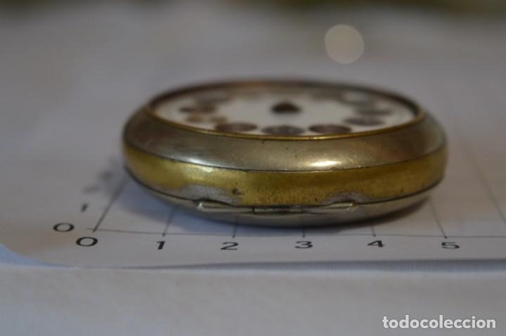 Relojes de bolsillo: Vintage / CRONÓMETRO OBRERO / Caja de 52,30 mm / Esfera de porcelana / Carga manual ¡Mira funciona! - Foto 18 - 256155575