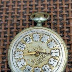 Relojes de bolsillo: RELOJ DE BOLSILLO FUNCIONANDO. Lote 256170610