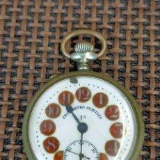 Relojes de bolsillo: CRONOMETRO HERCULES 1ª. Lote 256492790
