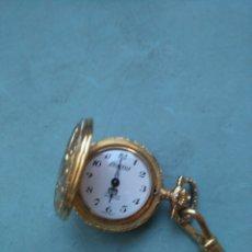 Relojes de bolsillo: RELOJ MUJER BOLSILLO EXACTUS. VINTAGE. Lote 257267080