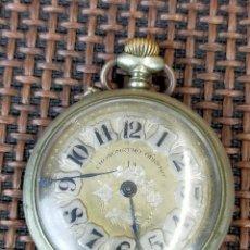 Relojes de bolsillo: RELOJ CRONOMETRO OBRERO. Lote 257273535