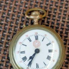 Relojes de bolsillo: RELOJ BOLSILLO BRADKROPF REGULADOR. Lote 257277125
