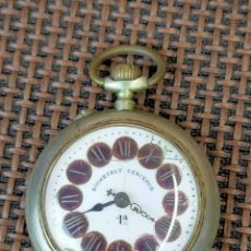 Relojes de bolsillo: RELOJ BOLSILLO ROOSVELT VENCEDOR 1º. Lote 257277650
