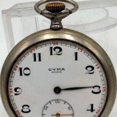 Relojes de bolsillo: CYMA. Lote 257471195