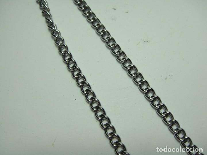Relojes de bolsillo: Leontina o cadena para reloj de bolsillo. - Foto 3 - 257627275