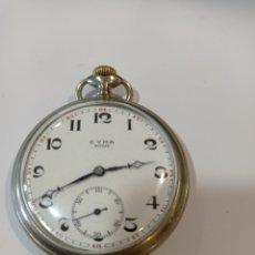 Relojes de bolsillo: RELOJ BOLSILLO CYMA. Lote 257652940