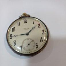 Relojes de bolsillo: RELOJ BOLSILLO ELEGANCIA 1° DE PLATA. Lote 257654275