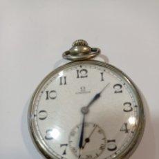 Relojes de bolsillo: RELOJ OMEGA BOLSILLO. Lote 257654745