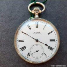 Relógios de bolso: RELOJ DE BOLSILLO ULYSSE NARDIN. Lote 257796715