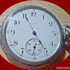 Relojes de bolsillo: RELOJ BOLSILLO ELGUIN. Lote 257843075
