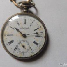 Relojes de bolsillo: RELOJ DE BOLSILLO ANTIGUO - SOLDALE - VER FOTOS - NO FUNCIONA. Lote 255592335