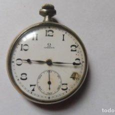 Relojes de bolsillo: RELOJ DE BOLSILLO ANTIGUO - OMEGA - VER FOTOS - FUNCIONA. Lote 255593635